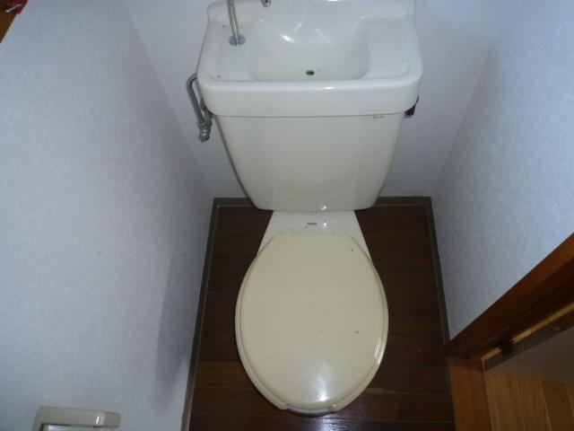 【トイレ】コーポクリークサイド