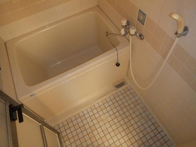 【浴室】グランド離宮