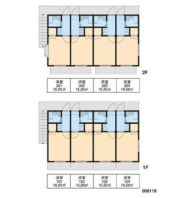 【区画図】洗足池第3