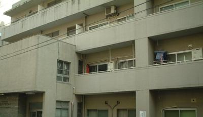 【外観】青山アジアマンション