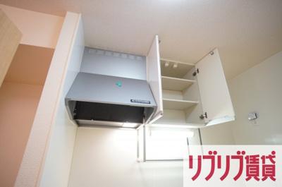 【キッチン】カーサ・カルモ亥鼻