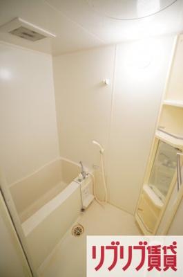 【浴室】カーサ・カルモ亥鼻
