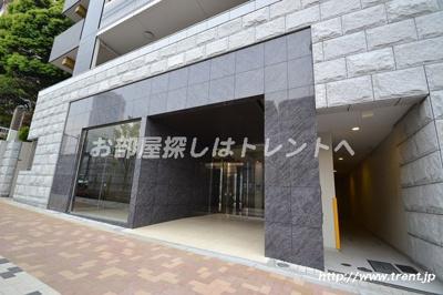 【エントランス】グランドガーラ代々木参宮橋