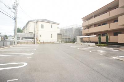 【駐車場】シュロス松前台