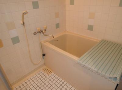 【浴室】スタンヒル久宝園