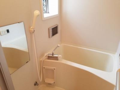 【浴室】ウィング新北野