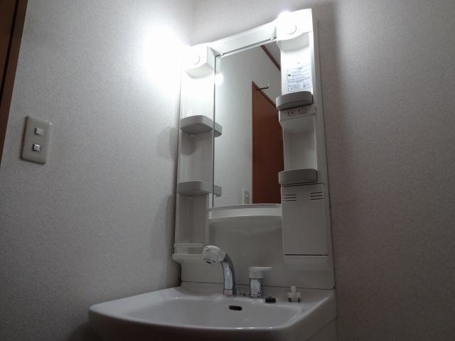 グレイスコート(照明付き洗面台)