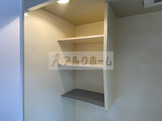 プレアール恩智2 キッチン