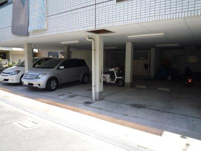 【駐車場】アザレアハイム