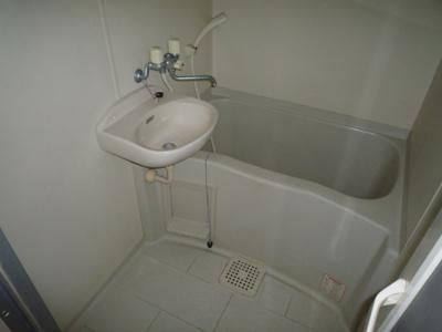 【浴室】サンシャイン八雲