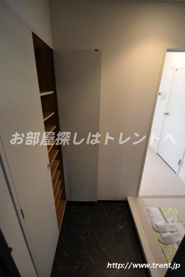 【玄関】メゾン淀橋