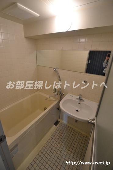 【浴室】メゾン淀橋