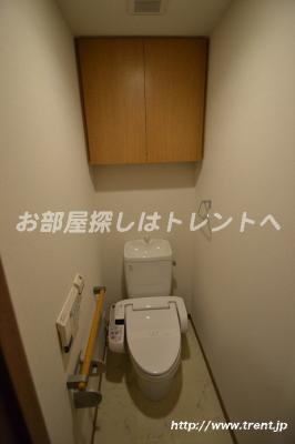 【トイレ】オークコート
