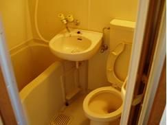 【浴室】コーポ フェルメール