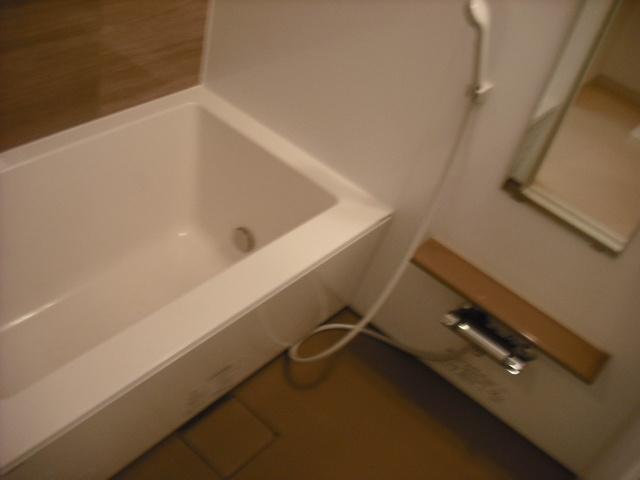 広い浴室追い炊き