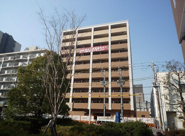 【外観】プレサンス大阪城公園パークプレイス