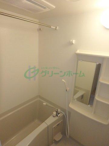 【浴室】プレサンス大阪城公園パークプレイス