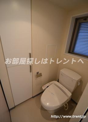 【トイレ】プライムアーバン新宿内藤町