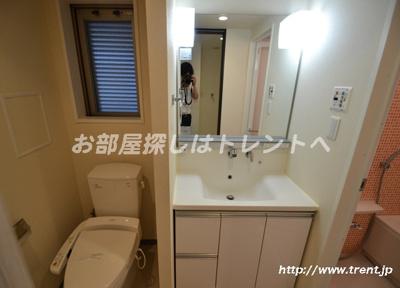 【独立洗面台】プライムアーバン新宿内藤町