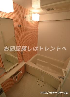 【浴室】プライムアーバン新宿内藤町