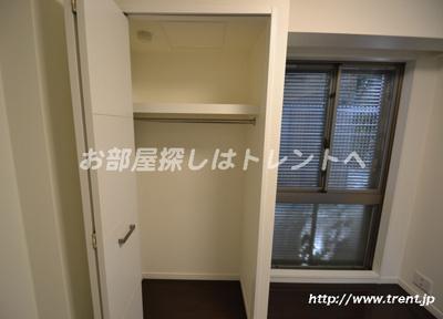 【収納】プライムアーバン新宿内藤町