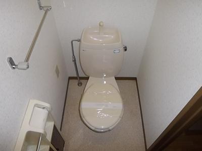 【トイレ】プランドール市川