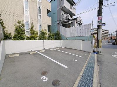 【駐車場】カーサあやめ池