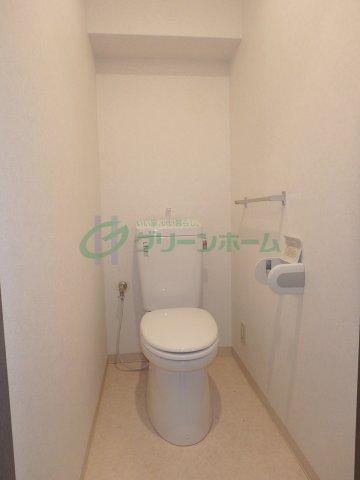 【トイレ】ディナスティ清水谷