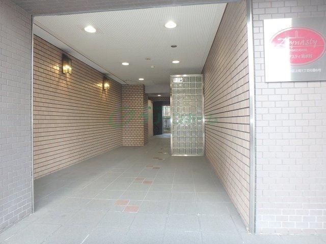 【エントランス】ディナスティ清水谷