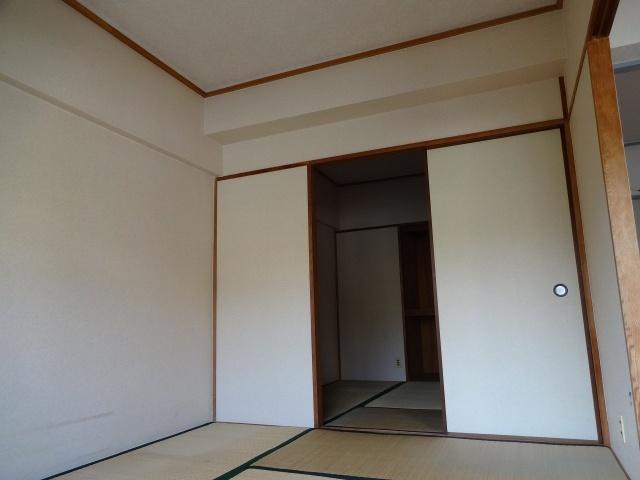 【和室】玉手山内外ハイツ
