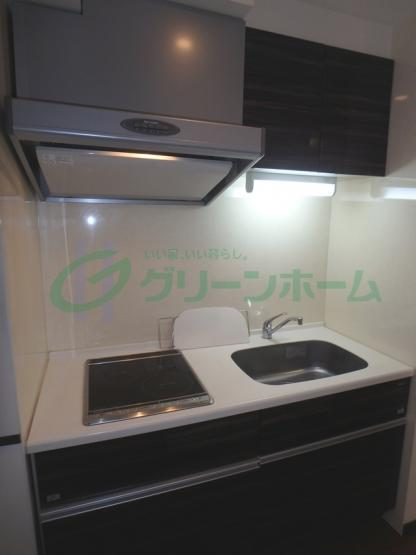 【キッチン】NS上町セブン