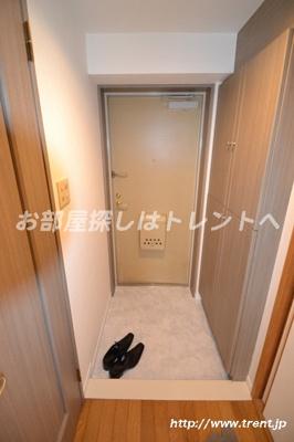 【玄関】カスタリア新宿7丁目
