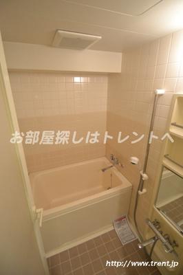 【浴室】カスタリア新宿7丁目