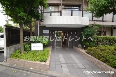 【外観】カスタリア新宿7丁目