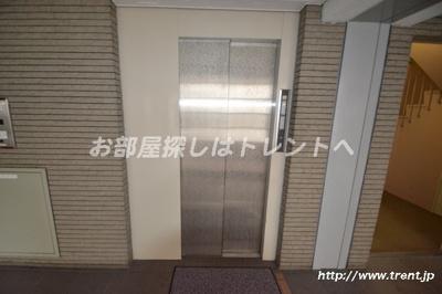 【その他共用部分】カスタリア新宿7丁目