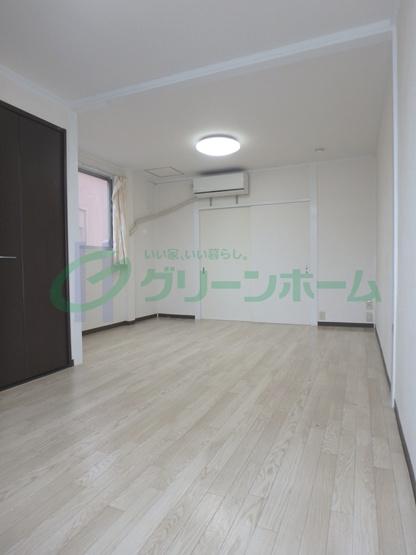 【居間・リビング】平和ビル