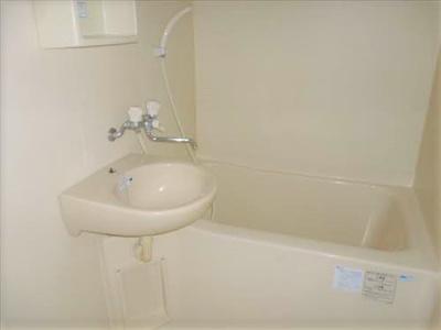 【浴室】グランジ