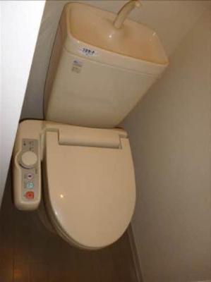 【トイレ】グランジ