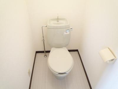 【トイレ】サンライズ市川1号館