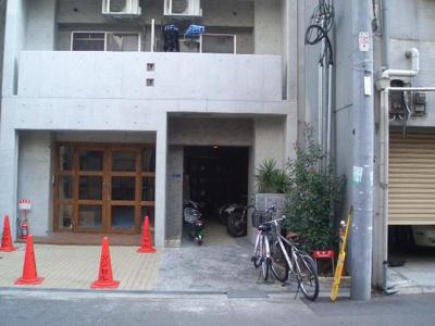 【外観】COZY南久宝寺