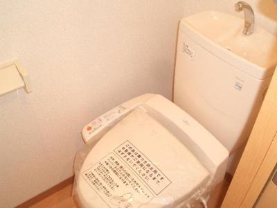 【トイレ】COZY南久宝寺