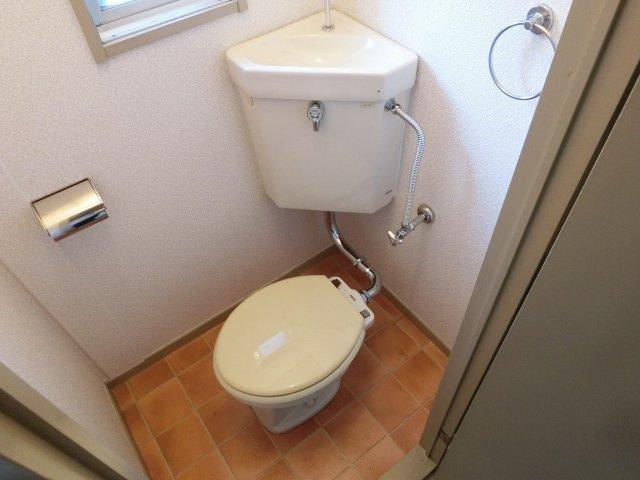 映和ハイツ トイレ