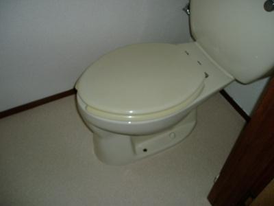 【トイレ】小濱貸家