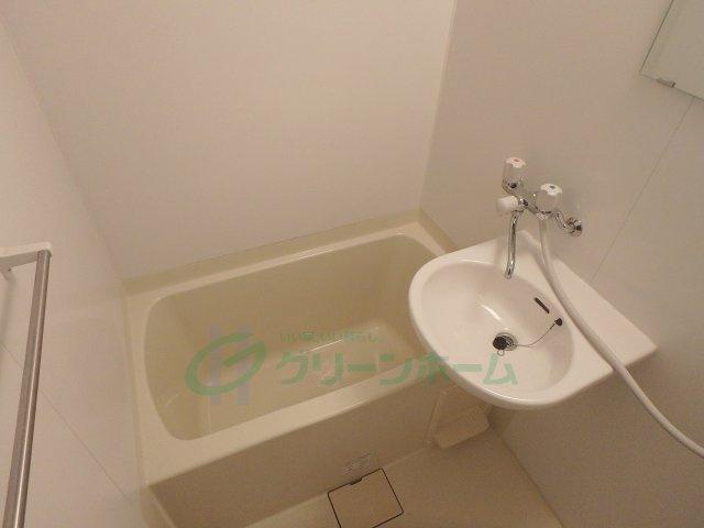 【浴室】ステップ第1ビル