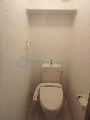 【トイレ】ステップ第1ビル