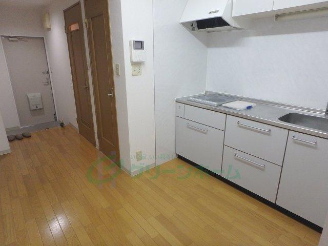【キッチン】ステップ第1ビル