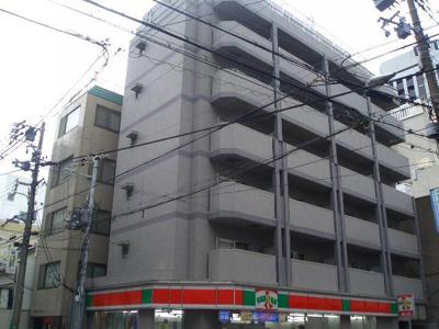 【外観】ラフレシール・キタハマ