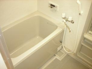 【浴室】アルシェ江坂