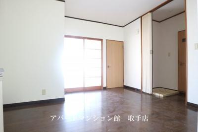 【居間・リビング】エスペランサA