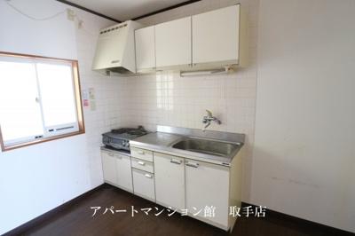 【キッチン】エスペランサA